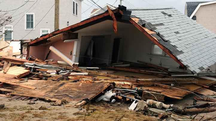 CT Superstorm Sandy