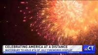 CT LIVE!: 2020 Waterbury Fireworks