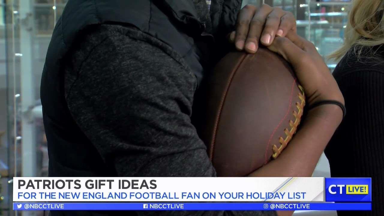 Ct Live Gifts For Patriots Fans Nbc Connecticut