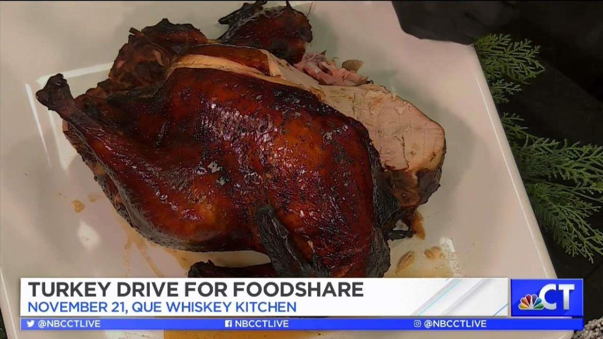 CT LIVE!: Turkey Drive Benefiting