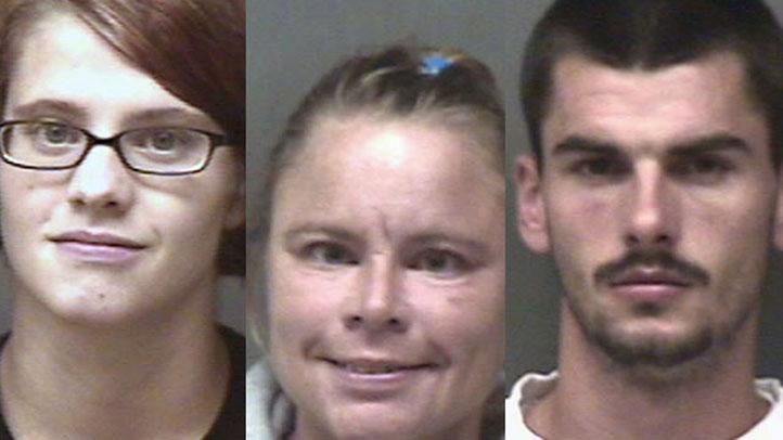 Capehart fire arrests