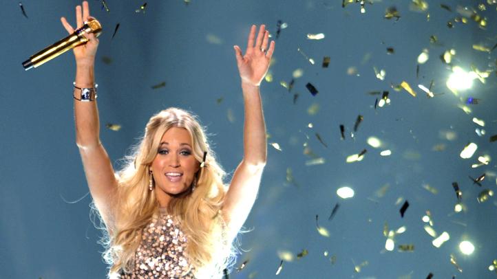 CMT Carrie Underwood