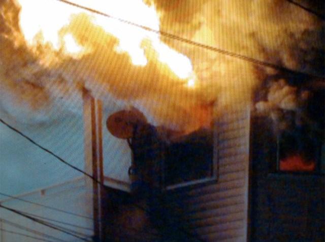 Chadwick Avenue Fire