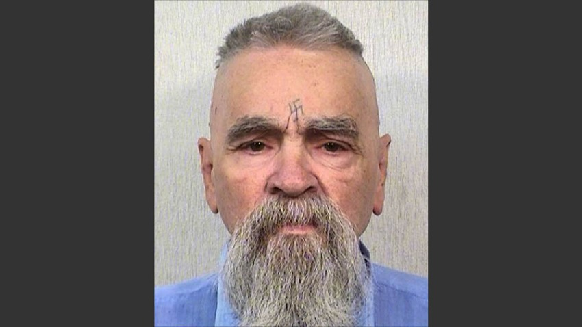 Charles Manson-Marriage
