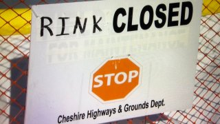 Rink closed in Cheshire