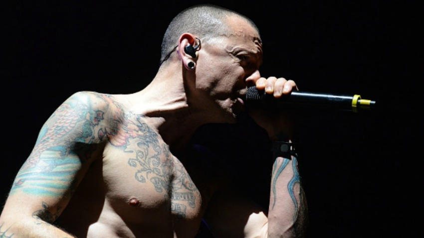 Chester Bennington Edited