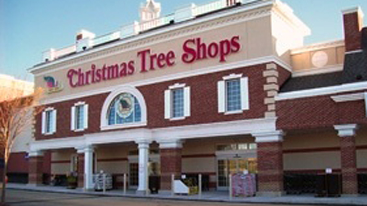 Christmas Tree Shops 722