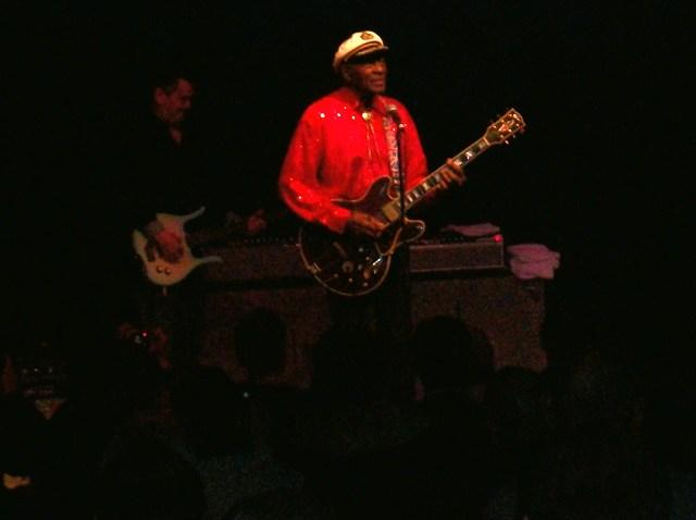 Chuck-Berry-at-Congress-Theater