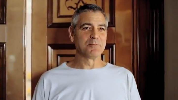 Clooney Ad