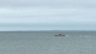 Coast Guard search for missing paddleboaters