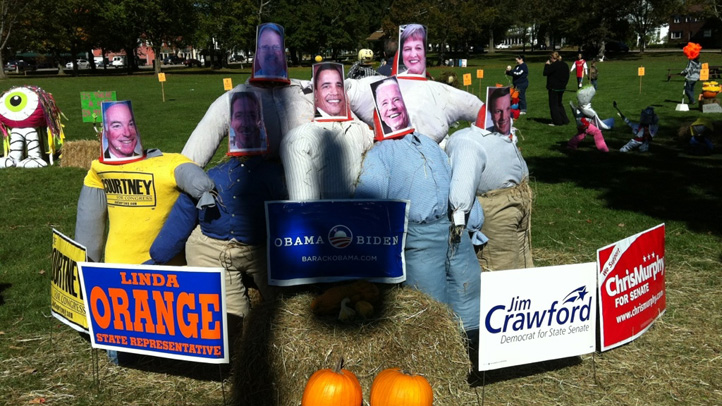 Colchester political scarecrows 722