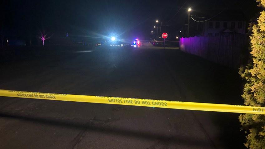 Crash at entrance of Goodwin Park in Hartford