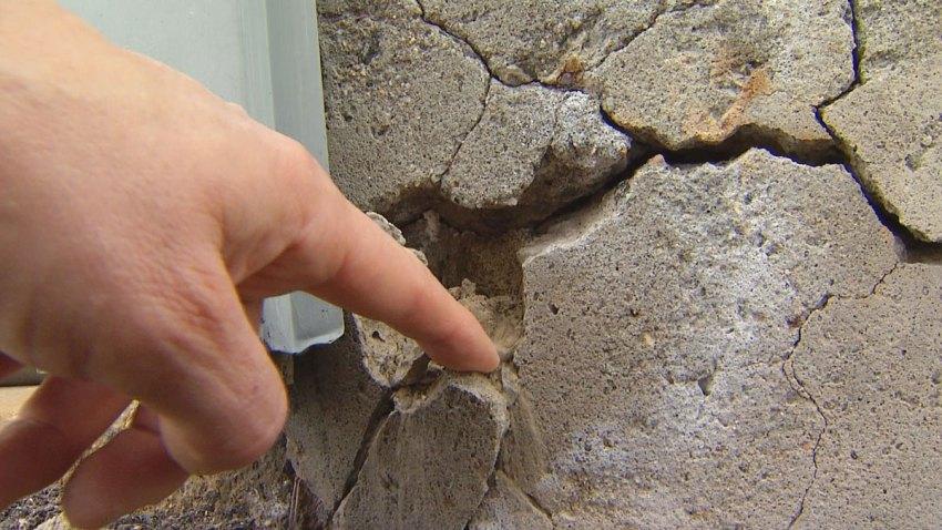 Crumbling Foundation Generic2