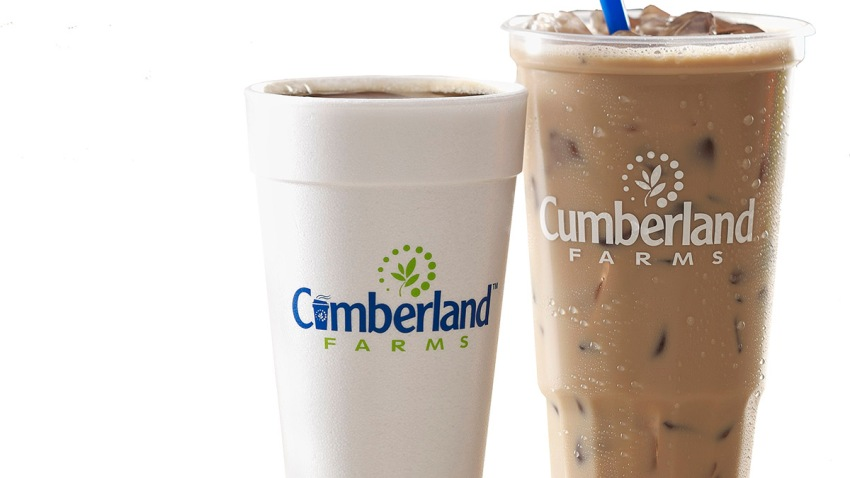 Cumberland Farms Coffee hot and cold
