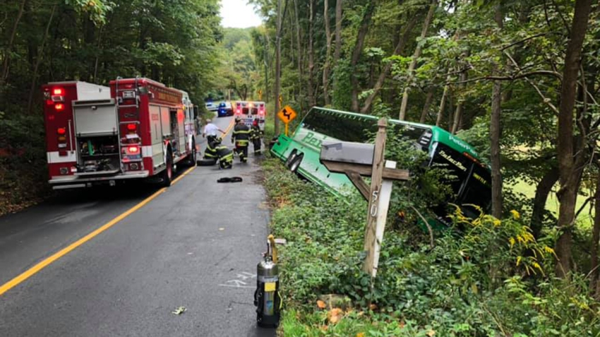 Danbury bus crash