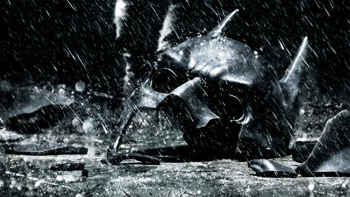 Dark Knight Teaser Poster