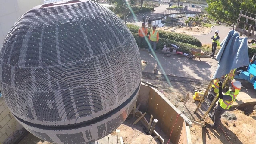 Death Star Legoland