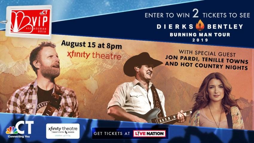 Dierks Bentley tickets 07202019