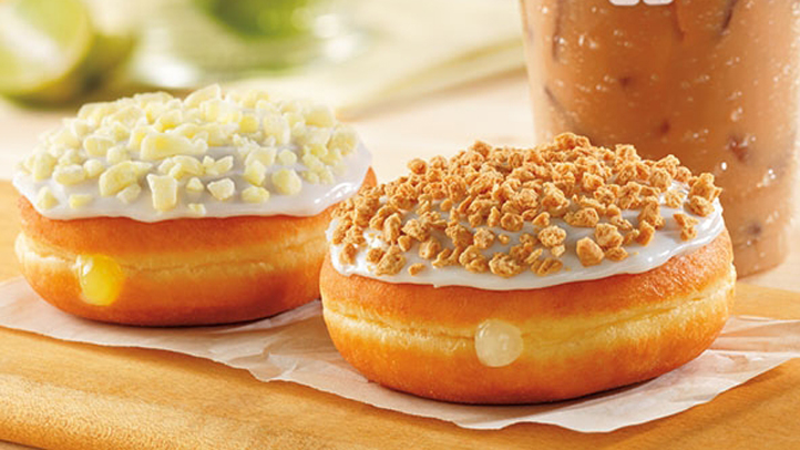 Dunkin Donuts Fruit donuts 722