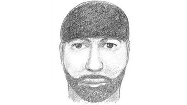 East Coast Rapist Sketch