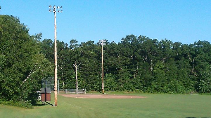 East Hampton Middle School field