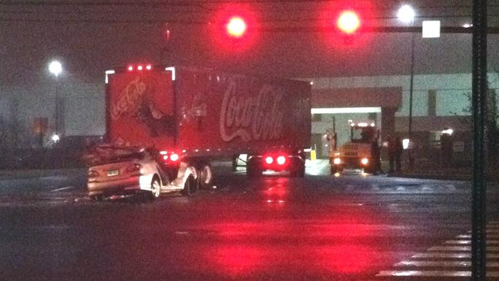 East Hartford Coca Cola Crash
