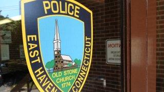 East Haven Police logo