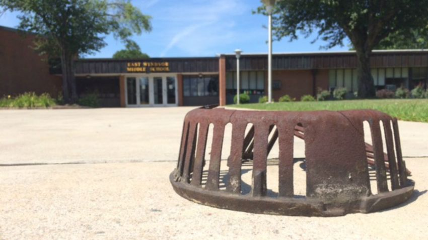 East Windsor Middle School 1200