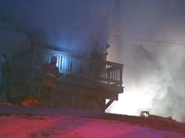 East haven House Fire