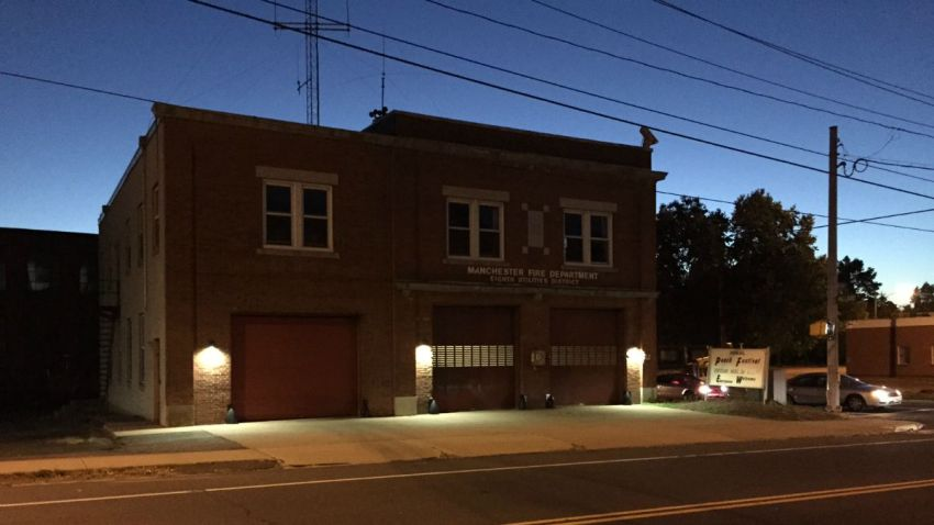 Eighth Utilities District Fire Station 1200