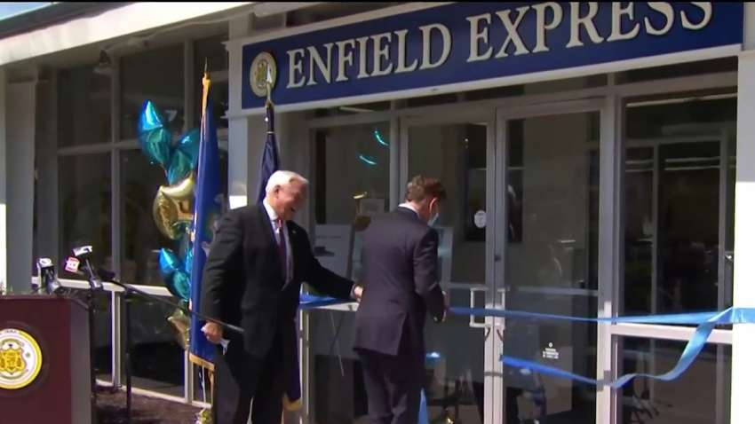 Enfield Launches Drive Though Tax Service