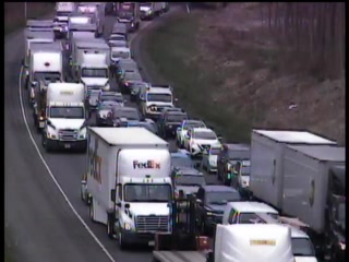 crash on Interstate 91 in Cromwell