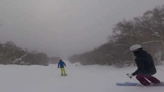 File of Vermont skiing