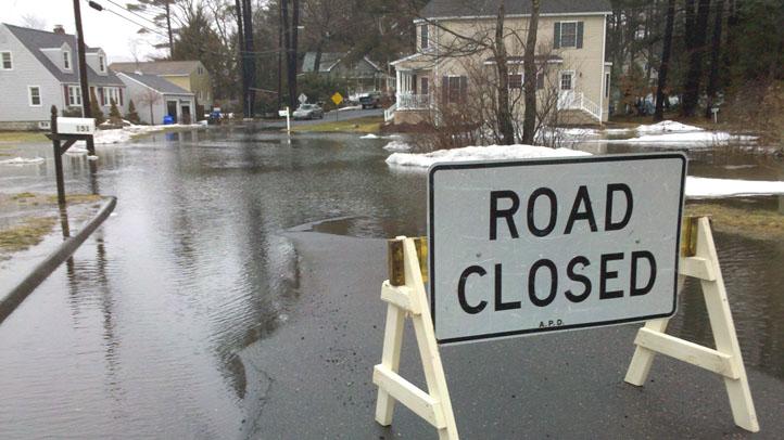 Flooding Vallez