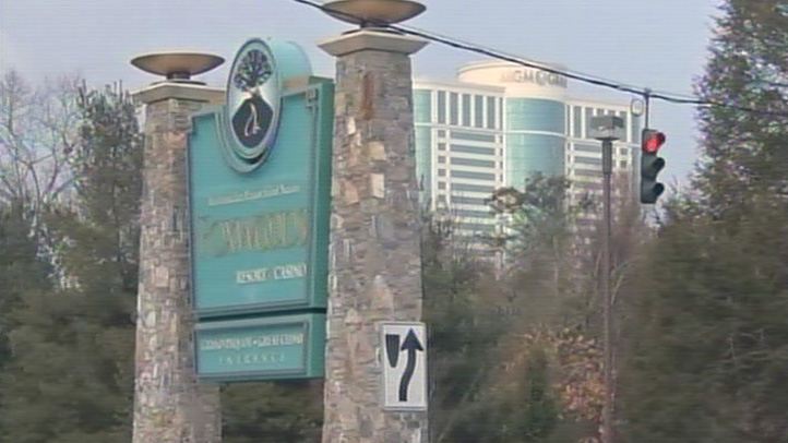Foxwoods external photo