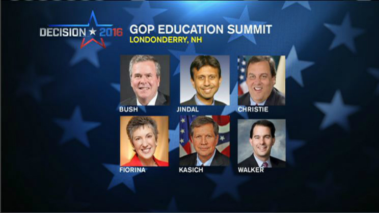 GOP Education Summit Preview