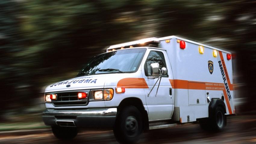 Ambulance Generic 2