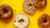 Where You Can Score a Free Bagel on National Bagel Day
