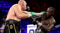 Fury Wins WBC Heavyweight Title After Wilder's Corner Throws in Towel