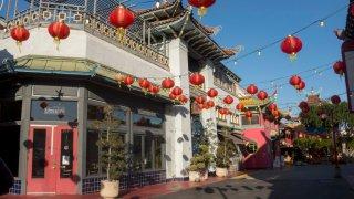 Chinatown in LA