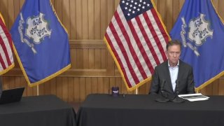 Governor Lamont at COVID-19 briefing