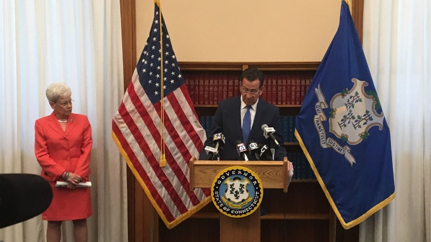 Governor Malloy budget