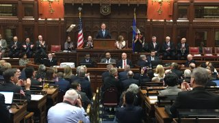 Governor Lamont at 2020 State of the State