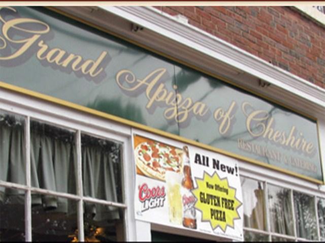 Grand Apizza Cheshire