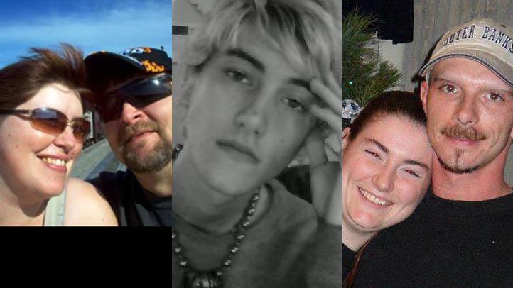 Hudson and Richardson family