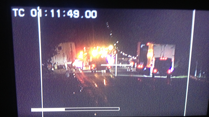 I-395 Putnam Crash