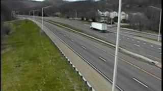Interstate 84 in Danbury