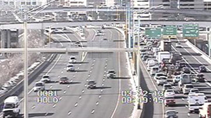 Interstate 91 Hartford Crash