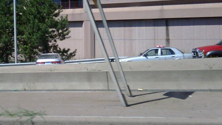 Interstate 91 crash