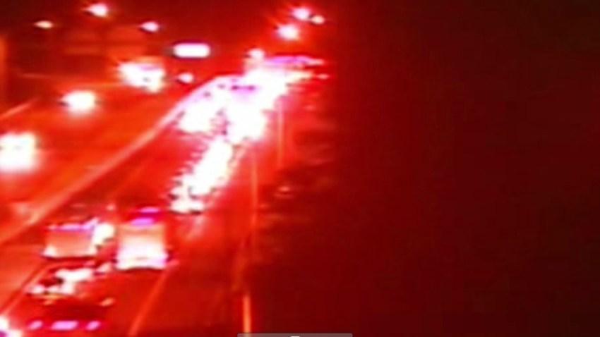 Interstate 95 crash East Lyme